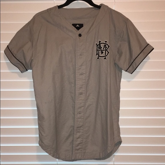 Cotton On Shirts | Baseball Jersey